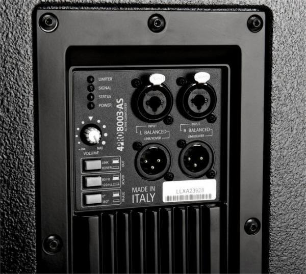 RCF 4PRO 8003-AS II