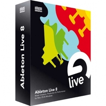 Ableton Live 8 Music Creation Production & Performance DAW